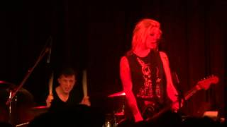 Brody Dalle - Sing Sing Death House & Bullet and the Bullseye - Bell House, NYC - 05.04.14