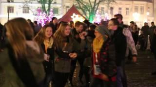Krosno. Belgijka na Rynku - Taniec Belgijski