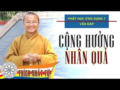 Vấn đáp: Phật học ứng dụng 07: Cộng hưởng nhân quả (12/11/2011) Thích Nhật Từ