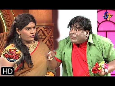 Bullet Bhaskar,Awesome Appi Performance | Extra Jabardasth | 25th January 2019   | ETV  Telugu