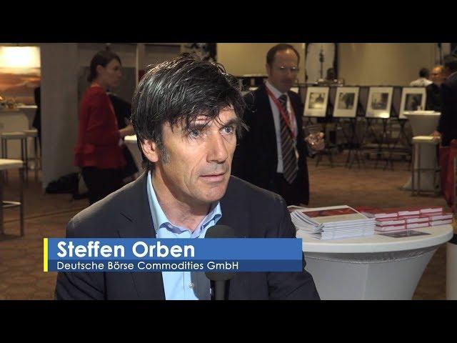 Gold als eigene Anlageklasse: Interview mit Steffen Orben (German)