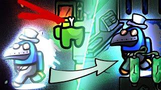 CHAOS & HEAD PAIN! The Switcheroo Mod That Broke Among Us!