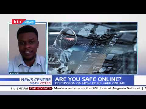 Are You Safe Online? Discussion with Felix Atandi on how to be safe online