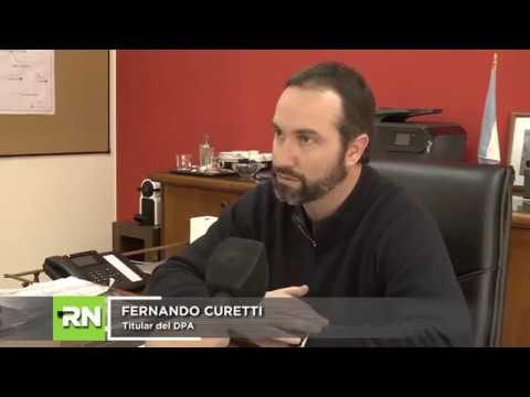 FERNANDO CURETTI, riego