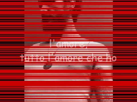 TUTTO L'AMORE CHE HO testo di Jovanotti
