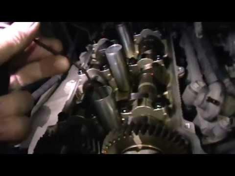 Toyota Hi-Ace ДВС 3RZ FE  99 год ремонт гбц часть 1