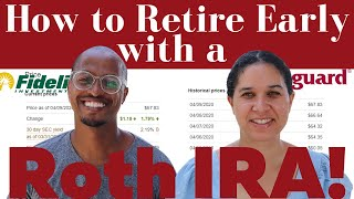 Roth IRAs and How They Can Help You Retire Early