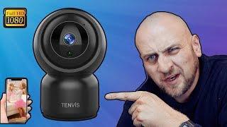 ✅Überweachungskamera von Amazon WLAN IP Kamera   Überwachungskamera 1080P Sicherheitskamera TENVIS