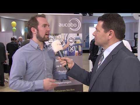 """aucobo Interview mit Börse Stuttgart TV beim VC-Pitch """"Best of Baden-Würtemberg"""""""