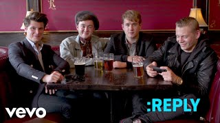 Rixton - ASK:REPLY (VEVO LIFT): Brought To You By McDonald's Vevo LIFT artist Rixton, the band behind