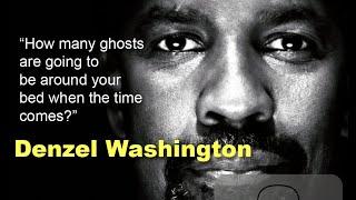 Motivational Speech Series: Fall Forward and Take Risks - Denzel Washington Motivational Speech