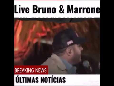 Vídeo:Veja A Polêmica da live Bruno & Marrone; Falam sobre Bolsonaro