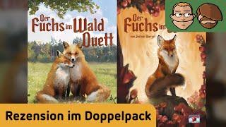 Fuchs im Wald & Fuchs im Wald: Duett - Review im Doppelpack