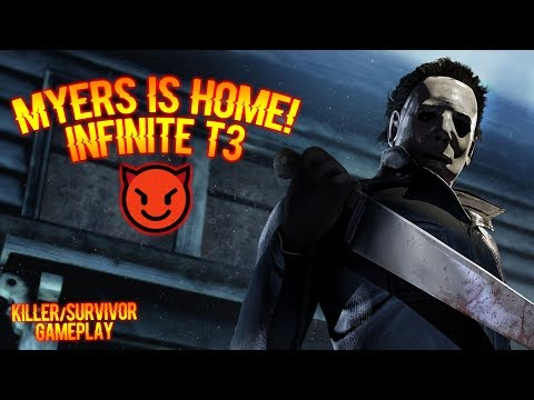 MYERS IS HOME! INFINITE T3