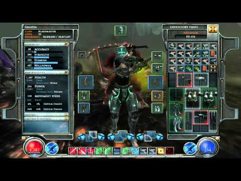 hellgate london pc gameplay