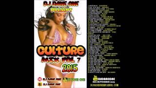 DJ DANE ONE CULTURE MIX VOL 7 (( OCTOBER 2015 ))