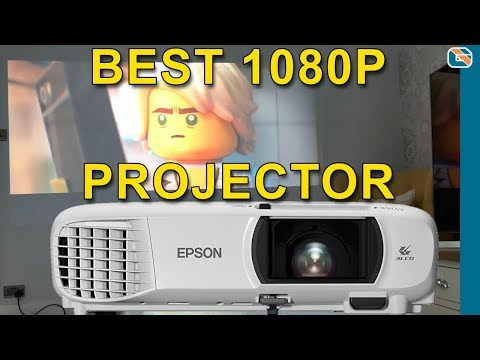 Epson EH-TW650 Home Cinema Projector Review