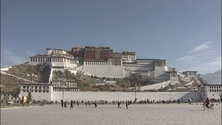 preview picture of video 'Potala Palace, Lhasa, Tibet - China Travel Channel'