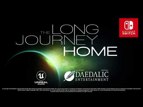 The Long Journey Home : The Long Journey Home - Nintendo Switch Trailer