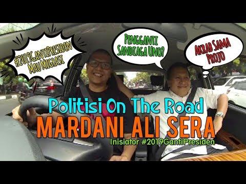 #PolitisiOnTheRoad: Mardani Bongkar Rahasia Dapur #2019GantiPresiden