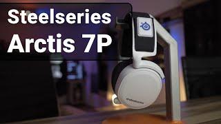 Steelseries Arctis 7P - Viel Headset für PC und PS5