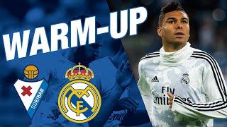 WARM-UP | Éibar 0-4 Real Madrid