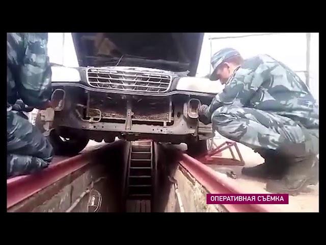 Осужденным ИК-7 пытались передать партию мобильников