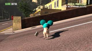 Goat Simulator how to find the towel
