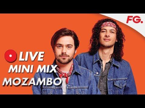 MOZAMBO   LIVE MIX   RADIO FG