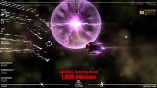 Beat Hazard 2 - Void (Flying) 1, Mission 1 [Yasuharu Takanashi-Eau de Vie]