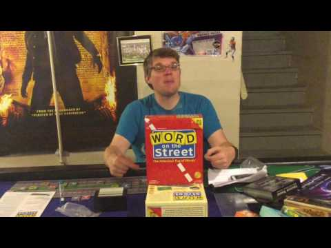 Bower's Game Corner: Word On The Street Review