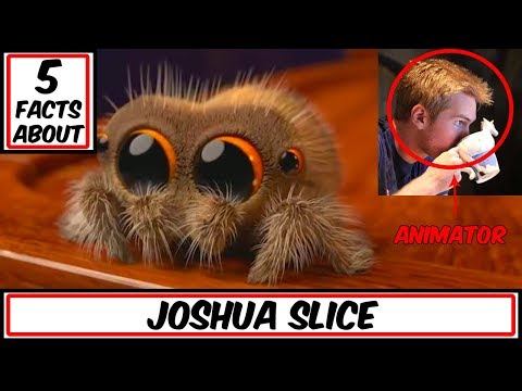 5 Facts About Joshua Slice (Lucas The Spider Animator)