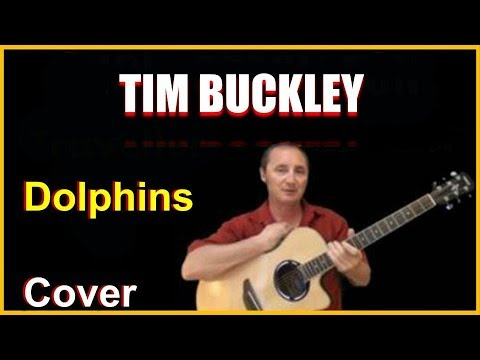 The Dolphins Acoustic Guitar Cover - Tim Buckley Chords & Lyrics Sheet