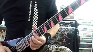 Children of Bodom - Follow The Reaper Guitar Cover