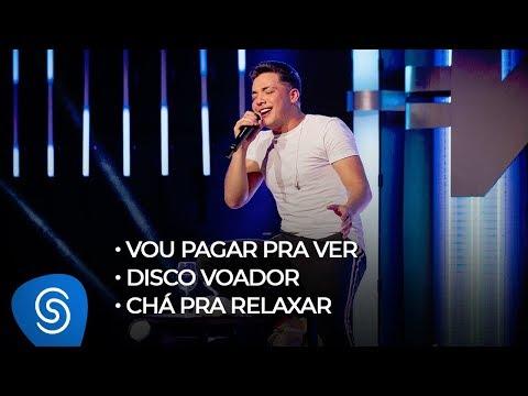 Wesley Safadão - Vou Pagar Pra Ver / Disco Voador / Chá Pra Relaxar - TBT WS