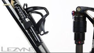 Lezyne Alloy Drive V2 Abs Mini Pump Pumps Evans Cycles