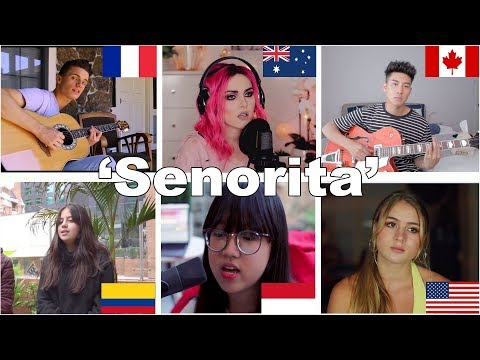 Who Sang It Better: Señorita (Indonesia, Colombia, Australia, USA, France, Canada)