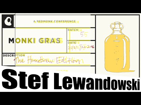 The Ephemerald – Stef Lewandowski – Makelight – Monki Gras 2016