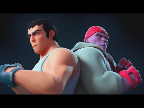 LASTFIGHT - Release Cinematic Trailer thumbnail