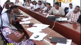 Eritrean Tigre Akhbar News  25 April 2013 - Eritrea TV