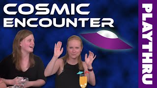 COSMIC ENCOUNTER - Extended Play Through