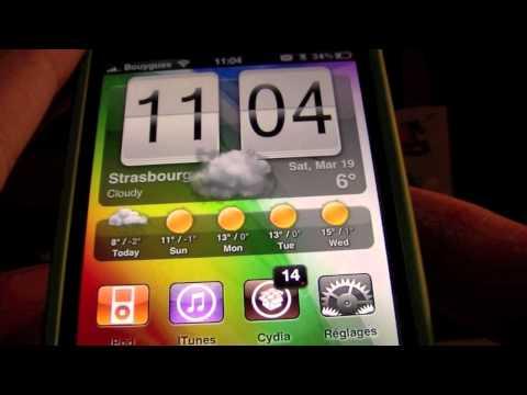 Safari Download Manager- Télécharger vos fichiers via Safari pour iPhone/ iPod Touch/iPad