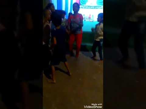Morapu srinivas vigneshwar reddy dance  ganapathi mandapam mallapur home