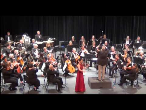 Sarasate : Carmen Fantasy Violin : Jae-In Shin