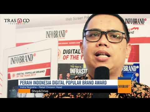 Shop&Drive Didaulat Jadi Bengkel Paling Populer di Ranah Digital 2019
