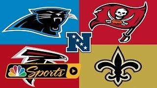 2018 NFL Draft: NFC South team needs I NFL I NBC Sports