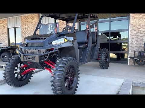 2020 Polaris PRO XD 4000G AWD in Marshall, Texas - Video 1