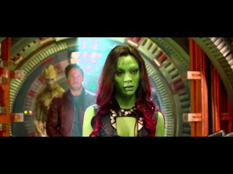 Guardians of the Galaxy (Featurette 'Gamora')