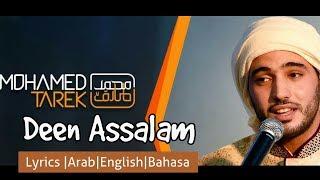 Mohamed Tarek - Deen Assalam (دين السلام ) | English Lyrics | Lirik Indonesia