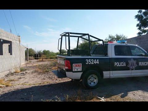 Policías Salvan a Joven Secuestrado de Ser Enterrado Vivo en Torreón Coahuila